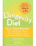 The Longevity Diet - DELANEY, BRIAN M. - WALFORD LISA