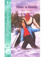 Home to Family - EVANS, ANN