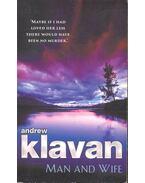 Man and Wife - Andrew Klavan