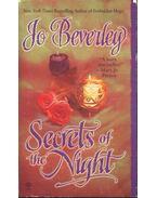 Secrets of the Night - Beverley, Jo