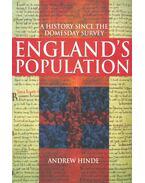 England' s Population - HINDE, ANDREW