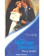 The Marriage Demand - Jordan, Penny