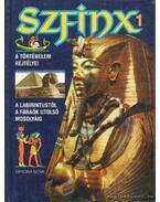 Szfinx 1. - A történelem rejtélyei - Huf, Hans-Christian