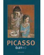 Picasso - Életmű - Hughes, Robert, Székely András