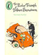 The Peculiar Triumph of Professor Branestawm - HUNTER, NORMAN