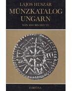 Münzkatalog Ungarn - Huszár Lajos