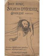 Solness építőmester (dedikált) - Henrik Ibsen