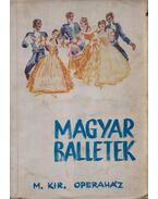 Magyar balletek - ifj. Oláh Gusztáv, Szántó Ferenc