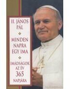 Minden napra egy ima - II. János Pál