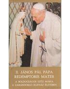 Redemptoris Mater - II. János Pál pápa