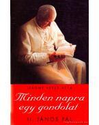 Minden napra egy gondolat - II. János Pál, Vereb, Jerome (szerk.)