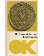 II. Rákóczi Ferenc emlékiratai - II. Rákóczi Ferenc