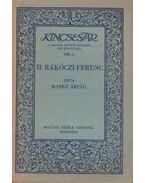 II. Rákóczi Ferenc - Markó Árpád