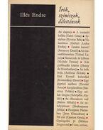 Írók, színészek, dilettánsok - Illés Endre