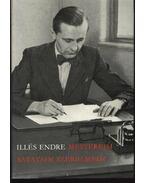 Mestereim, barátaim, szerelmeim I-II. kötet - Illés Endre