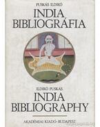 India bibliográfia / India Bibliography - Puskás Ildikó