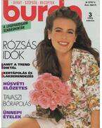 Burda 1992/3. március - Ingrid Küderle (szerk.)