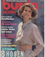 Burda Moden 1988/10. Oktober - Ingrid Küderle (szerk.), Susanne Reinl (szerk.), Aenne Burda (szerk.)