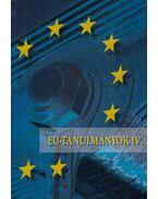 EU-tanulmányok IV. - Inotai András