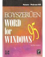 Egyszerűen Word for Windows 95 - Inotai László