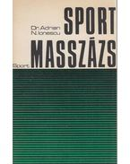 Sportmasszázs - Ionescu, Prof dr. Adrian N.