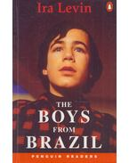 The Boys from Brazil - Ira Levin, Cherry Gilchrist