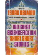 100 Great Science Fiction Short Short Stories - Isaac Asimov, Greenberg, Martin, Joseph D. Olander