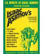 Isaac Asimov's Science Fiction Magazine - Isaac Asimov, EISENSTEIN, PHYLLIS, GARDNER, MARTIN, GARRETT, RANDALL, Goulart, Ron