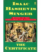 The Certificate - Isaac Bashevis Singer