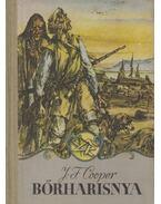 Bőrharisnya - J. F. Cooper