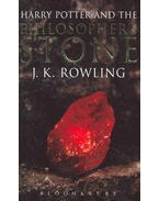 Harry Potter and the Philosopher's Stone - J. K. Rowling