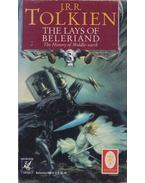The Lays of Beleriand - J. R. R. Tolkien