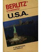 Berlitz útikönyv - U.S.A. - Jack Altman