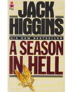 A Season in Hell - Jack Higgins