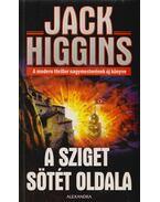 A sziget sötét oldala - Jack Higgins