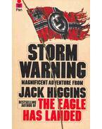 Storm Warning - Jack Higgins