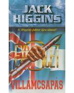 Villámcsapás - Jack Higgins