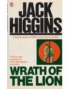 Wrath Of The Lion - Jack Higgins