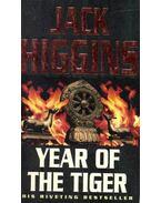 Year of the Tiger - Jack Higgins