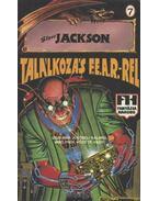 Találkozás F.E.A.R.-rel - Jackson, Steve