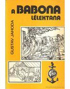 A babona lélektana - Jahoda, Gustav