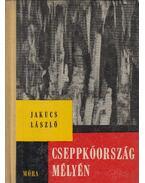 Cseppkőország mélyén - Jakucs László