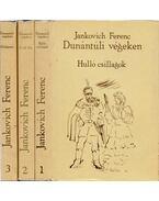 Dunántúli végeken I-III. - Jankovich Ferenc