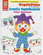 Bagolyfióka kreatív foglalkoztató - Vidám bolondozás - Jánossy Gábor (szerk.)