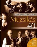 Muzsikás 40 + DVD - Jávorszky Béla Szilárd