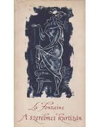 A szerelmes kurtizán - Jean De La Fontaine