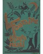 La Fontaine összes meséi - Jean De La Fontaine