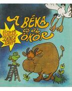 A béka és az ökör - Jean De La Fontaine, Rigó Béla, Sajdik Ferenc