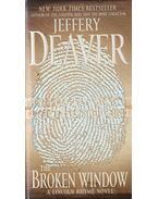The Broken Window - Jeffery Deaver