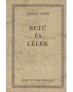 Betű és lélek - Jelenits István